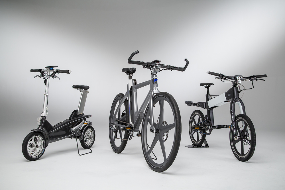 Ford eBikes