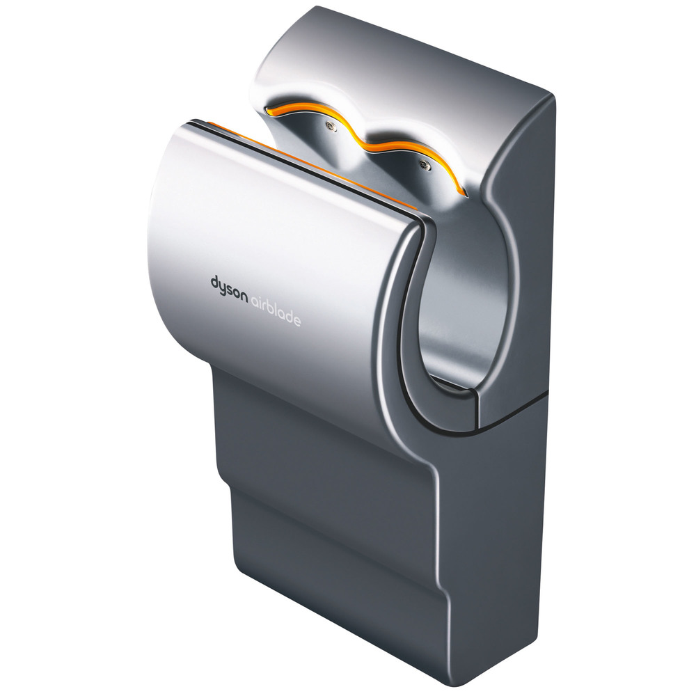 Dyson Airblade Hand Dryers May Just Be Helping To Spread Germs - Bathroom hand dryer germs