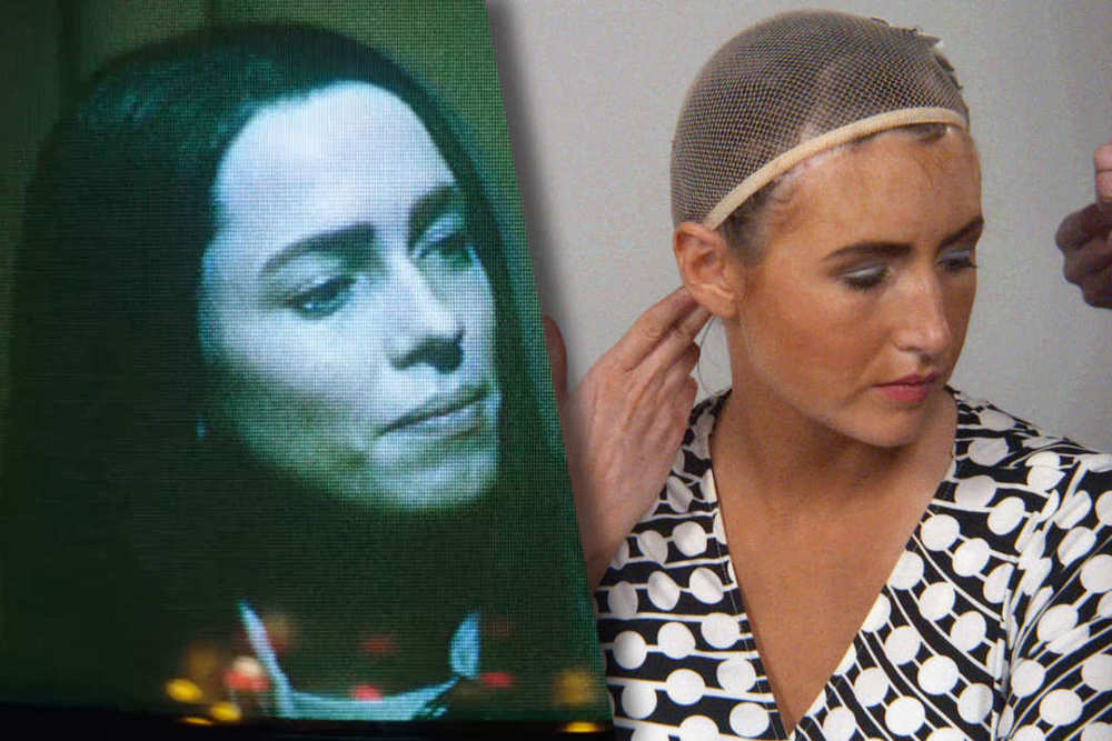 Above: Not actual photos of Christine Chubbuck