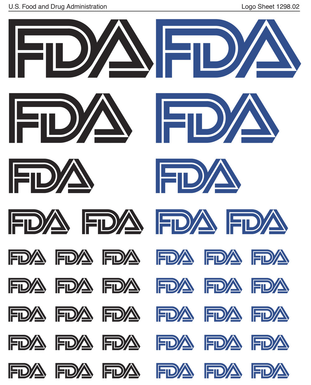 Offical Logo of the U.S. Food and Drug Administration