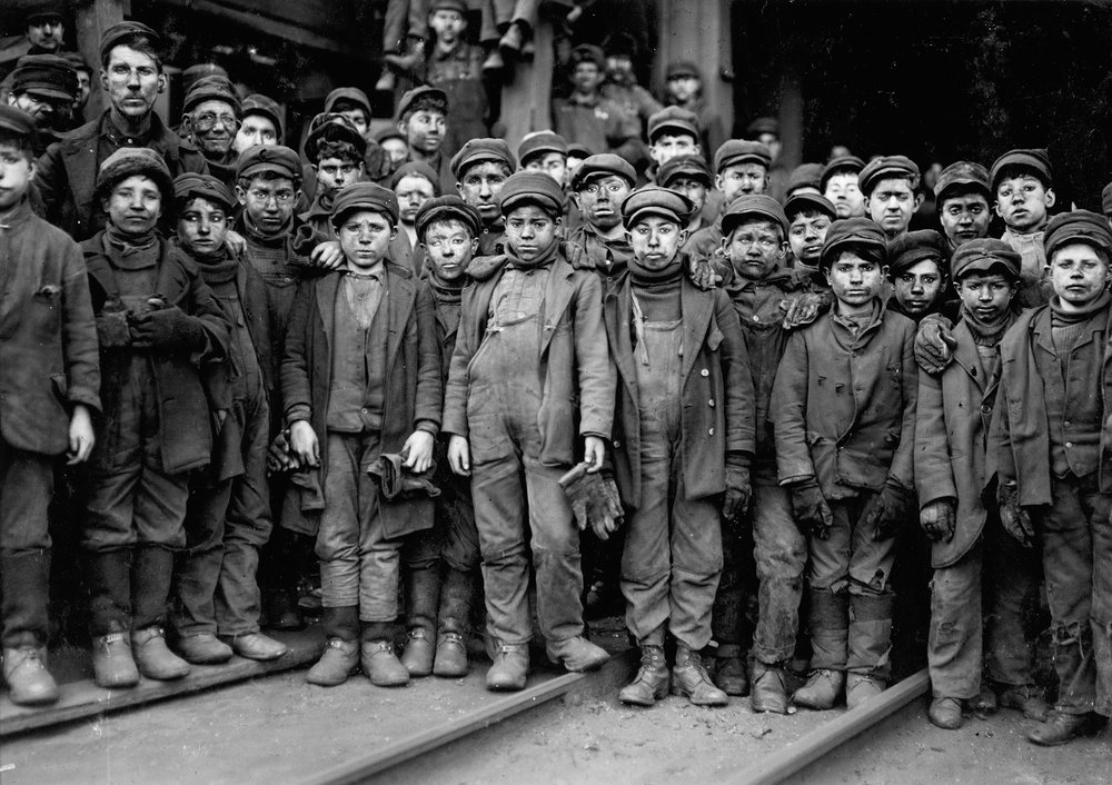 Photo: Lewis Hine