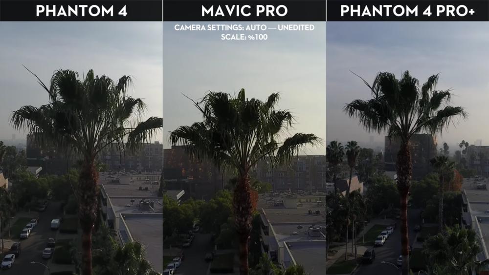 Drones Compared Phantom 4 Vs Mavic Pro