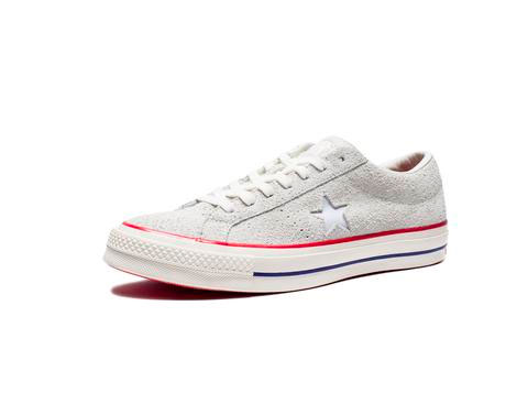 converse one star ox undefeated white