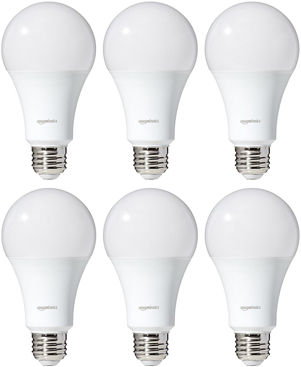 LED light bulbs -