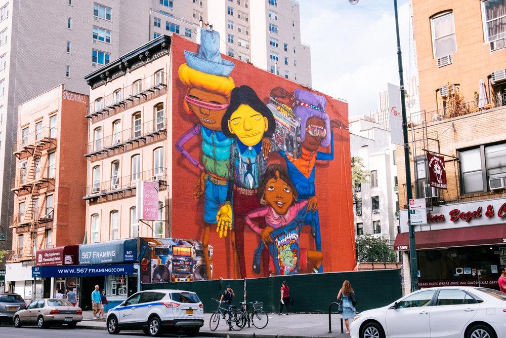Make and Find Art NYC – We Art Educators