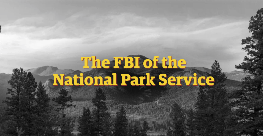 Image result for the FBI of the National Park Service
