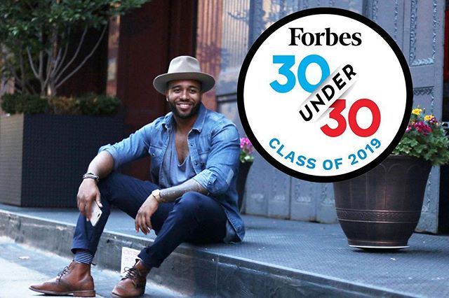 Beyond excited to announce that I've made the @Forbes 30 Under 30 list in Marketing & Advertising!  Thank you to @forbesunder30 for the honor and to everyone who continues to support my work and career. #ForbesUnder30