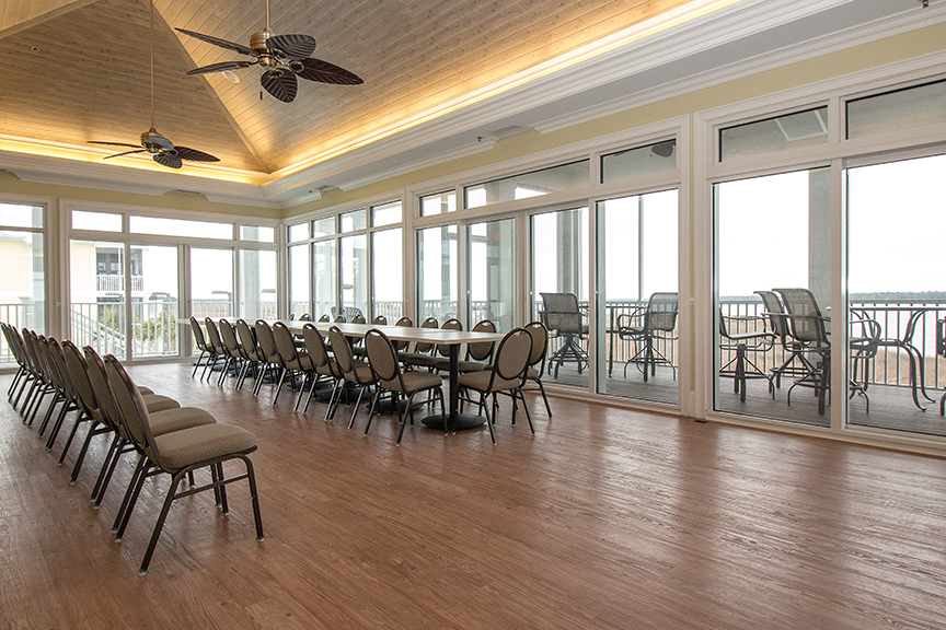 Second Floor Banquet Room