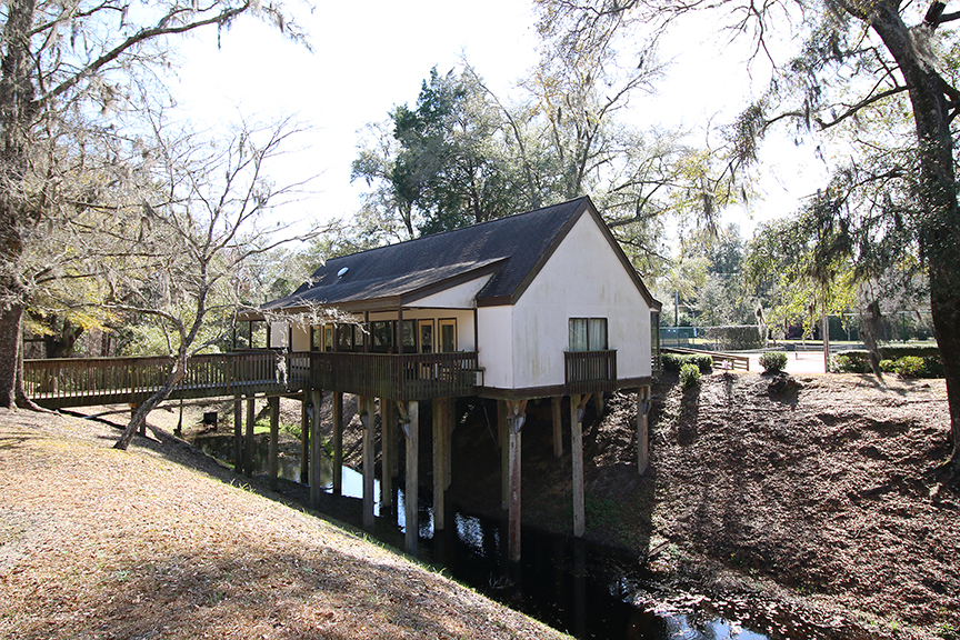 Rice Canal Activities Building