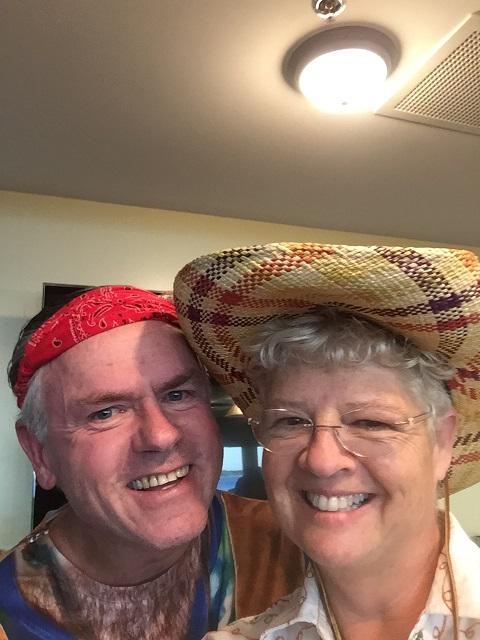 Cowgirls and Indians!... sorta kinda...