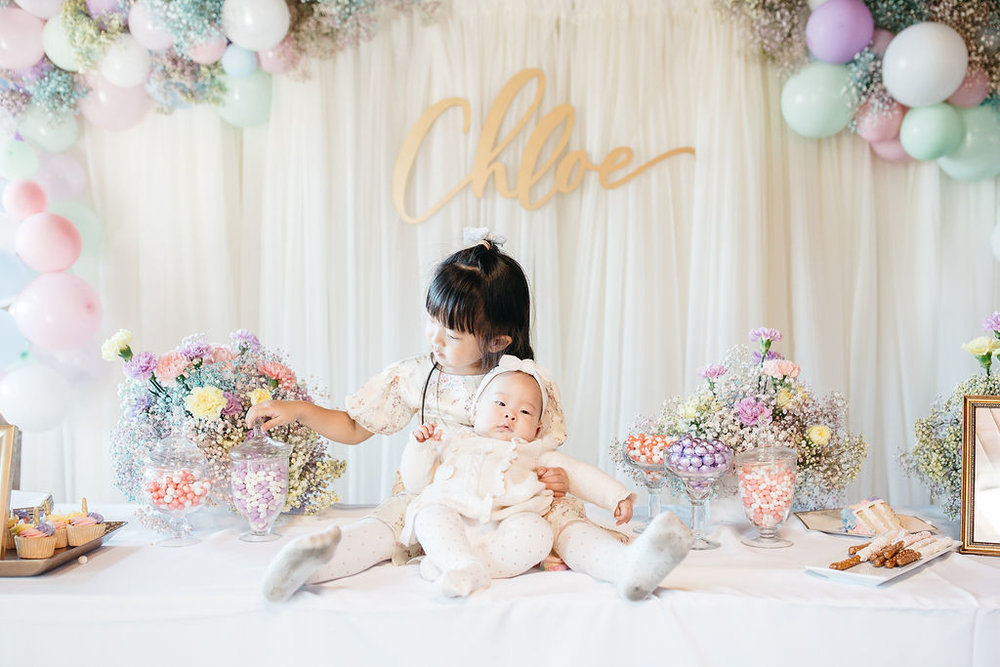 ColetteandChloe Chriselle Lim Unicorn Party for Girls OC Photographer Joy Theory Co