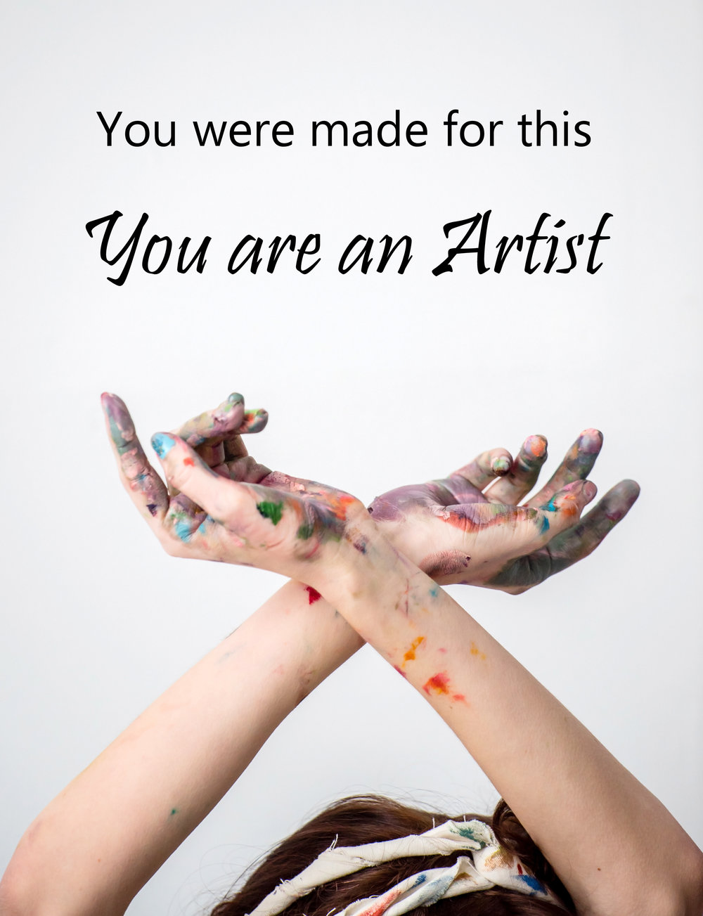 Kellee Wynne Studios Creative Launch you are an artist