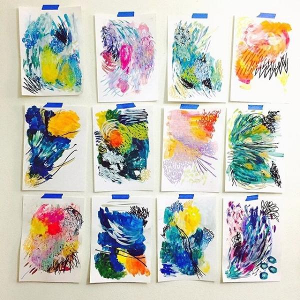 Art Journal Love with Fatima Bano on Kellee Wynne Studios 7.jpg