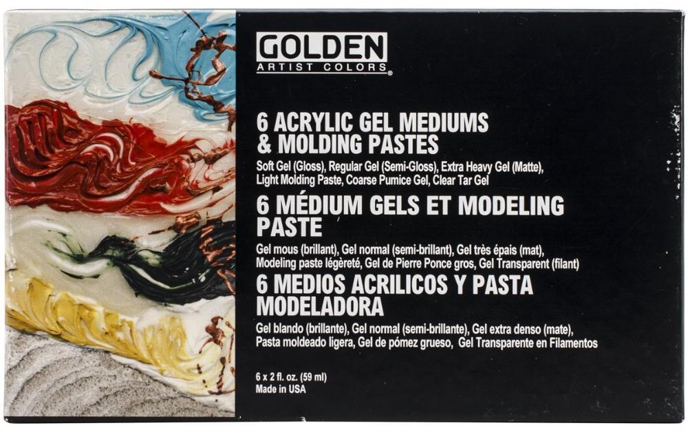Art Info, My favorite Art Supplies for Acrylic Painting by Kellee Wynne Studios Golden Mediums.jpg
