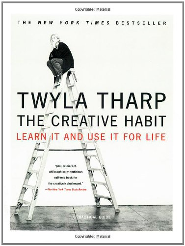 The Creative Habit by Twyla Tharp for Art Book Love with Kellee Wynne Studios.jpg