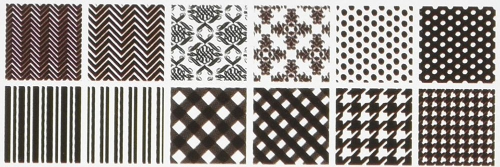 Origami Paper for black and white contrast art supply love Kellee Wynne Studios.jpg