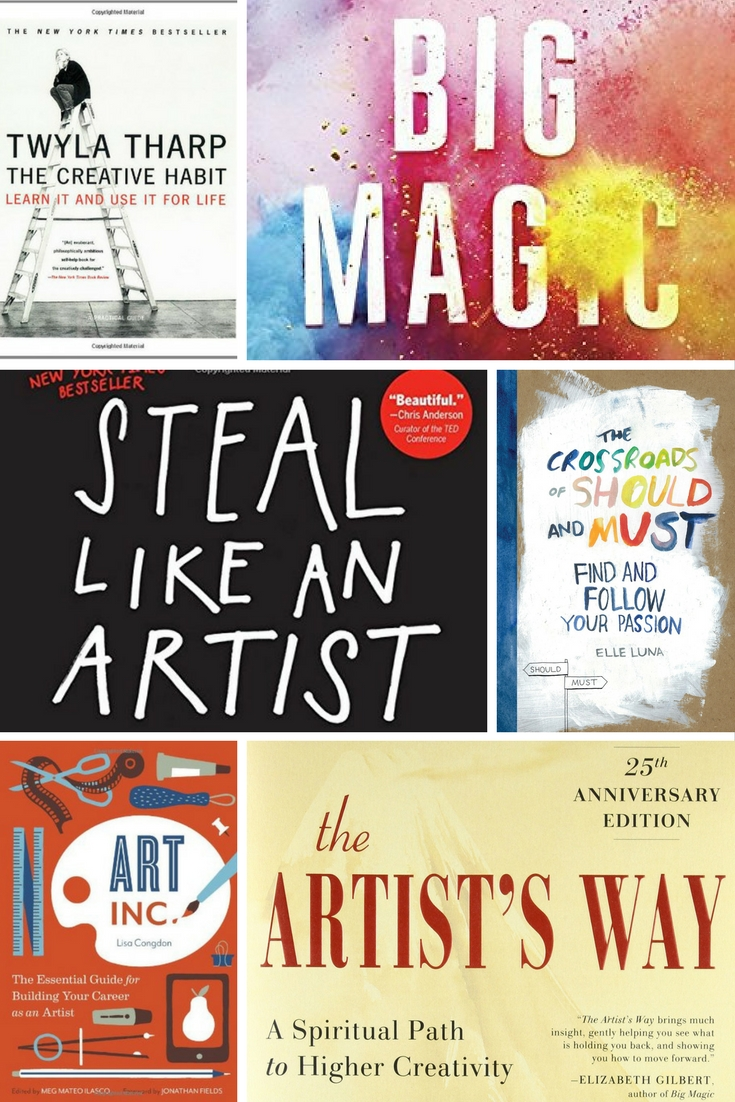 Favorite Art books by Kellee Wynne Conrad, art business and inspiration.jpg
