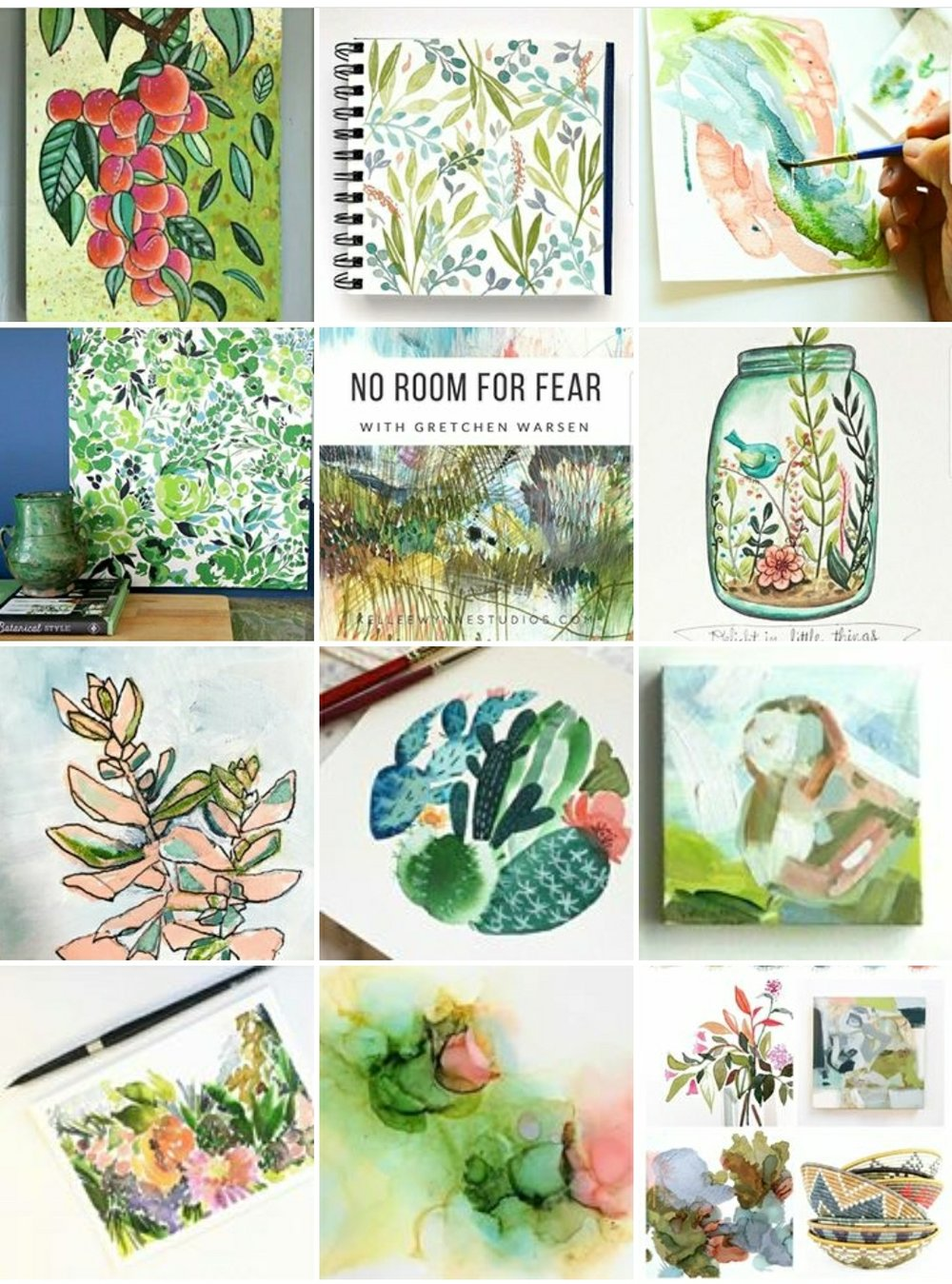 Color Crush Creative Palette 20 instagram, Kellee Wynne Studios, Overgrown.jpg