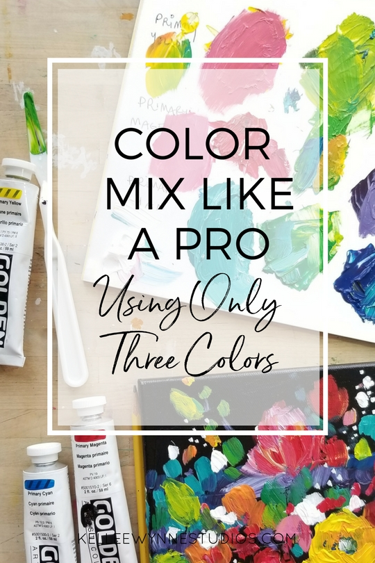 Color Mix Like a Pro using Cyan, Yellow and Magenta with Kellee Wynne Studios for Color Crush Creative.jpg