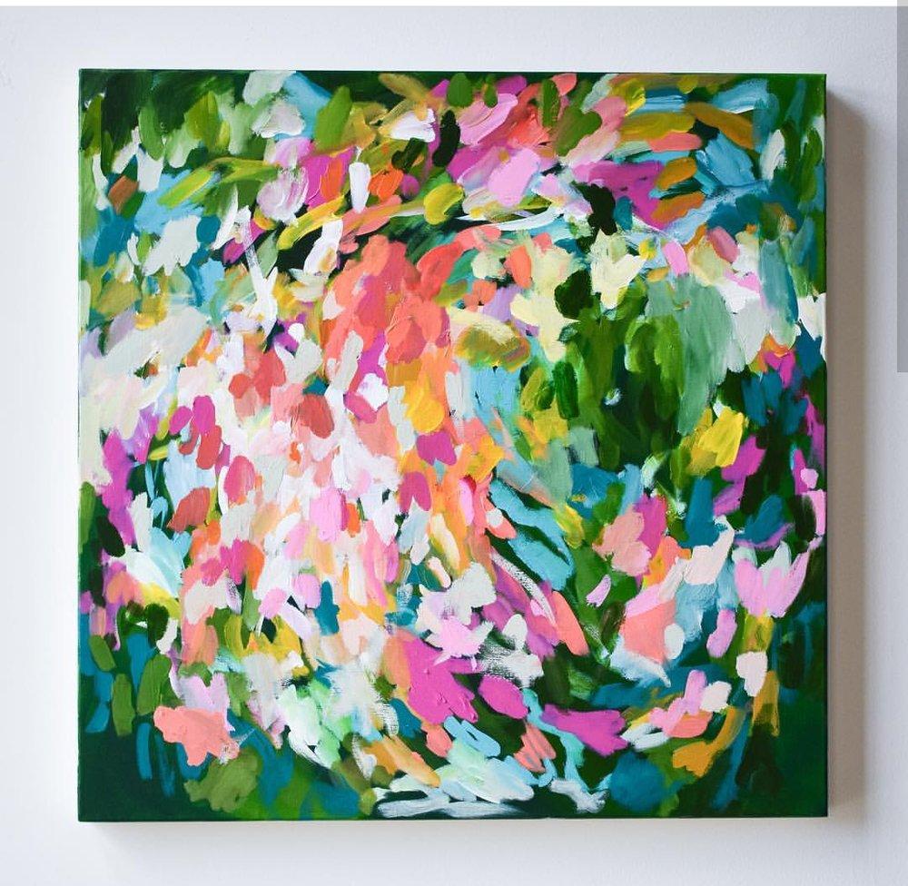 Wild at Heart, Painting with Taylor Lee, Artist Spotlight on Kellee Wynne Studios 2.jpg