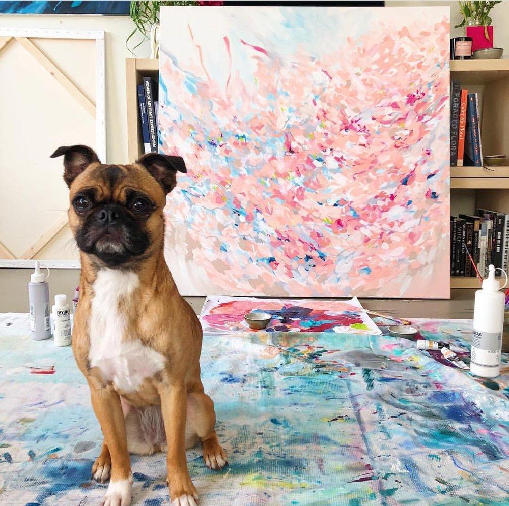 Wild at Heart, Painting with Taylor Lee, Artist Spotlight on Kellee Wynne Studios 16.jpg