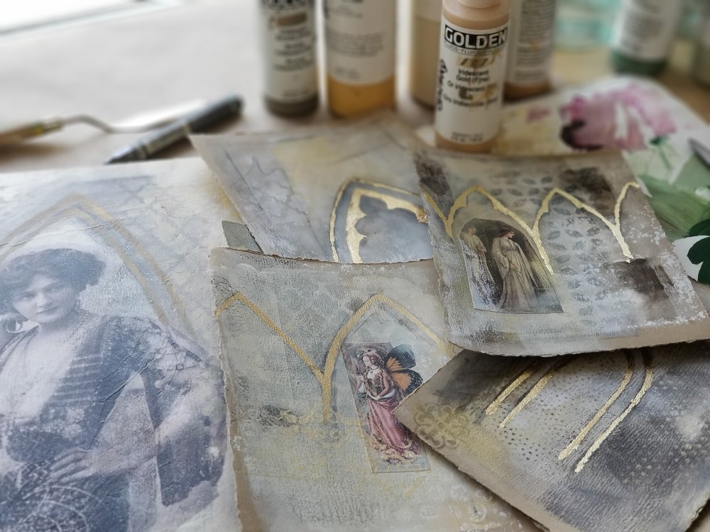 Timeless Arches, mixed media workshop with Kellee Wynne Studios 14.jpg