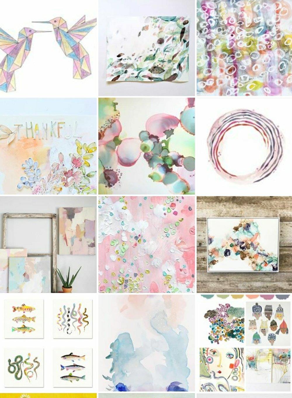 Color Crush Creative palette 19 instagram, Kellee Wynne Studios, One World.jpg