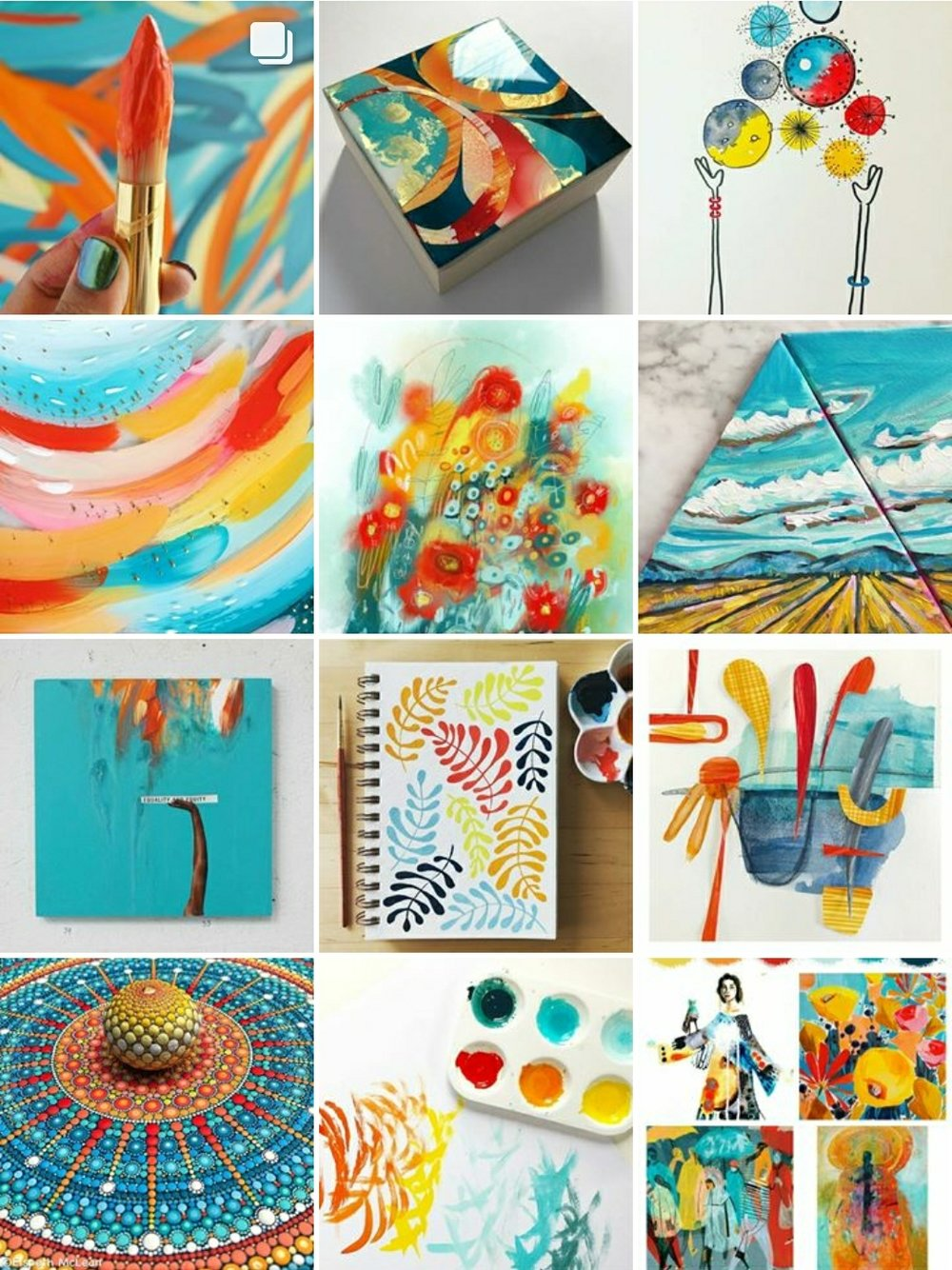 Color Crush Creative Palette 33 instagram, Kellee Wynne Studios, Under One Sky.jpg