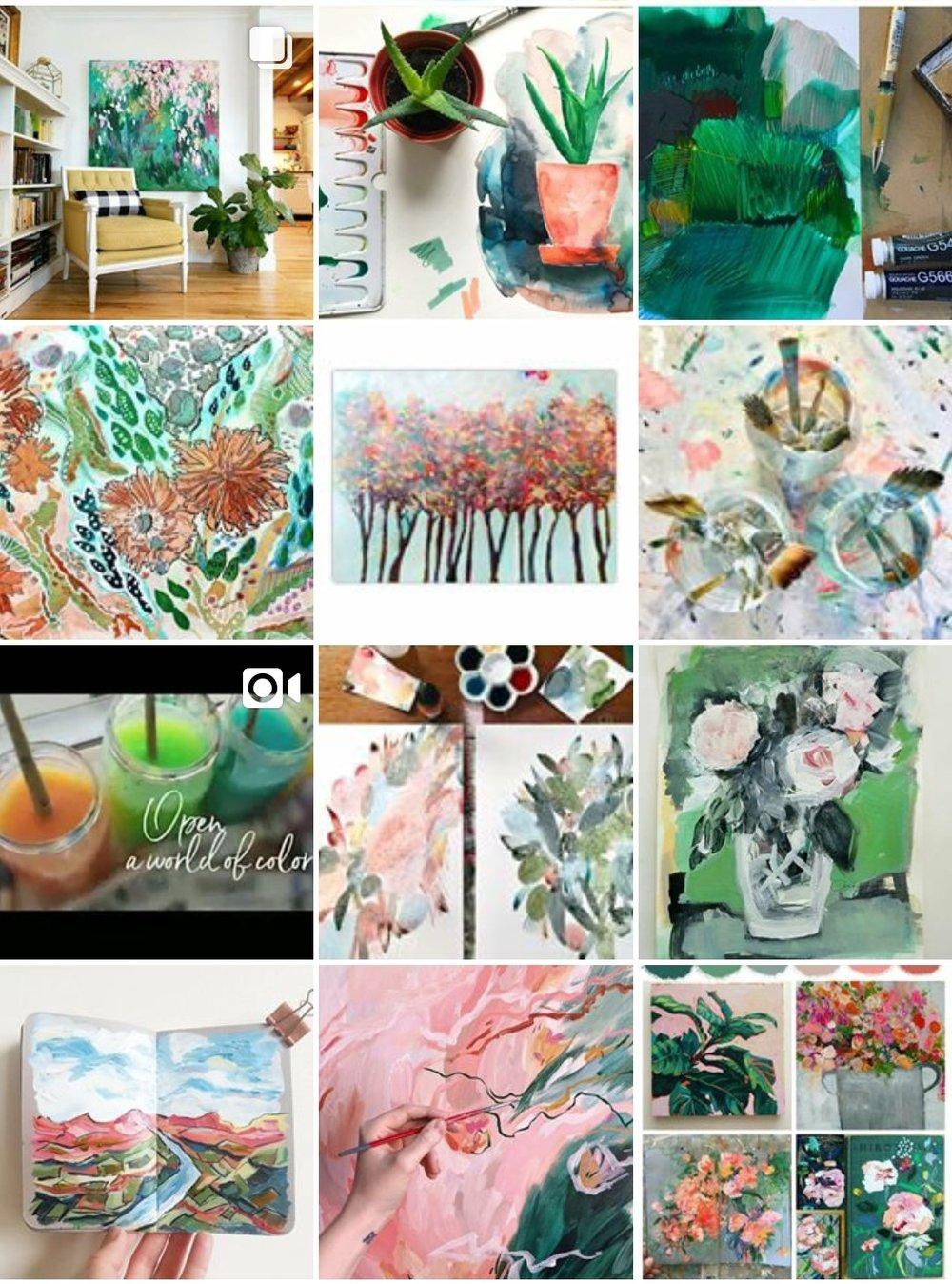 Color Crush Creative Palette 40 instagram, Kellee Wynne Studios, Garden Room.jpg
