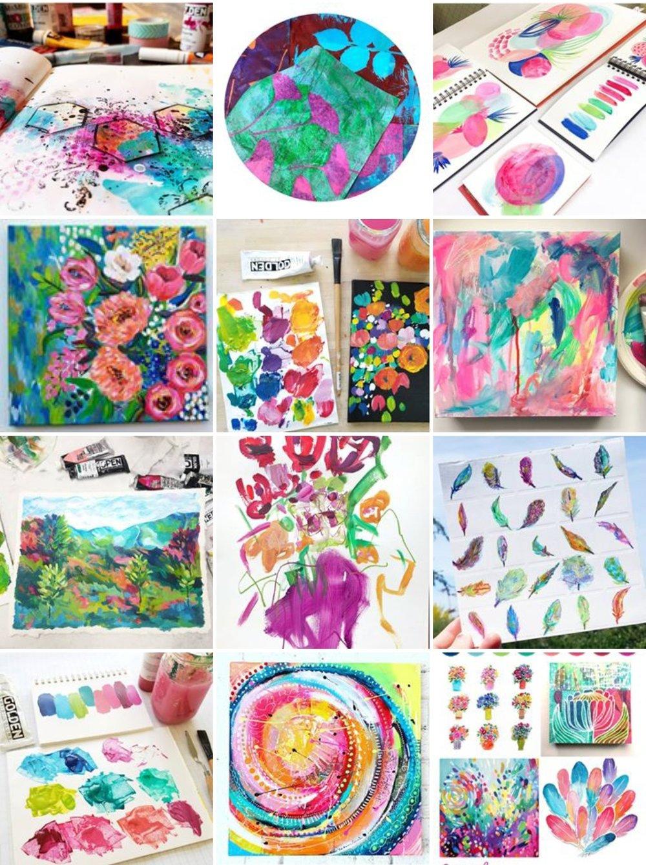 Color Crush Creative Palette 41, Kellee Wynne Studios, Kaleidoscope 2.jpg