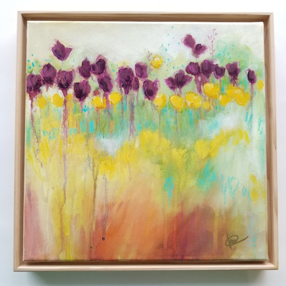 Kellee Wynne Conrad original acrylic painting abstract floral Color Crush.jpg