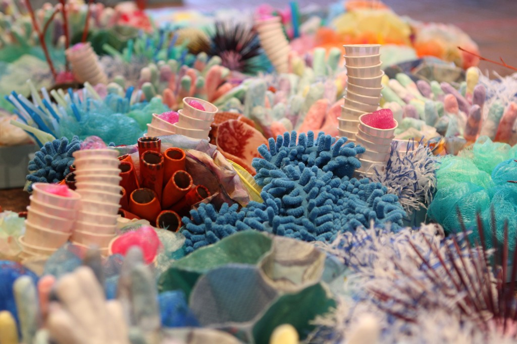 Coral Reef Installation Marbles Museum
