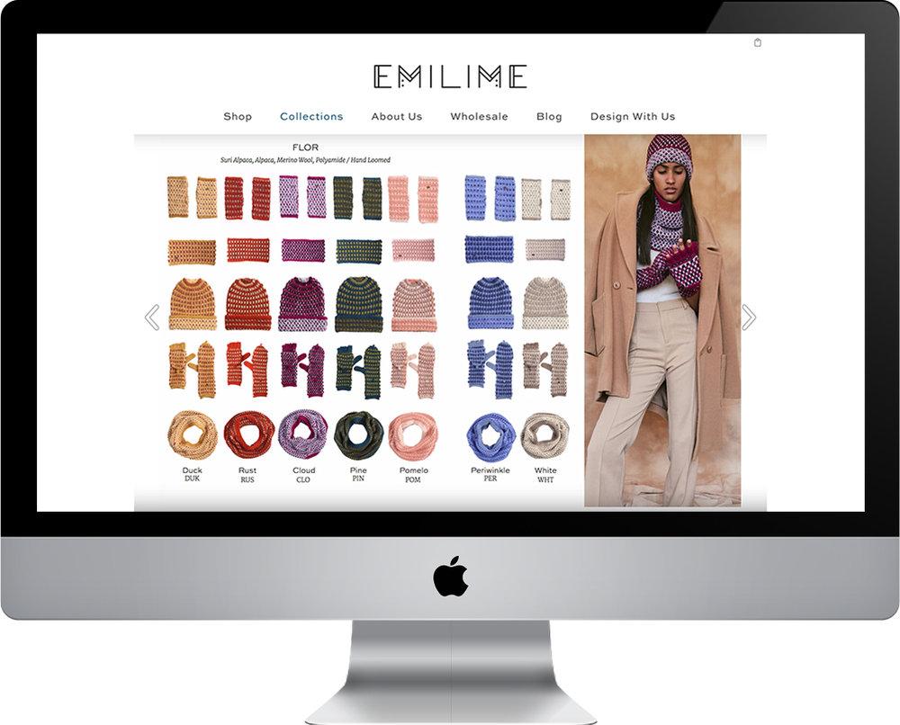 EMILIME CATALOG