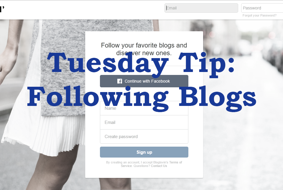 How to Follow Blogs