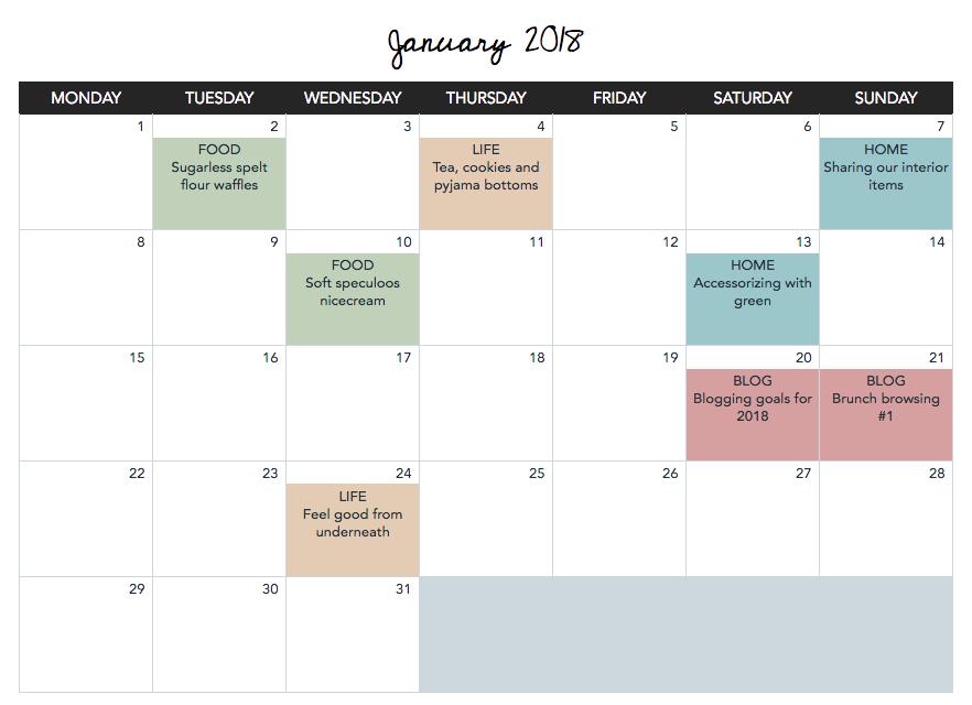 Editorial-Calendar-blog-2018-spreadsheet-for-free
