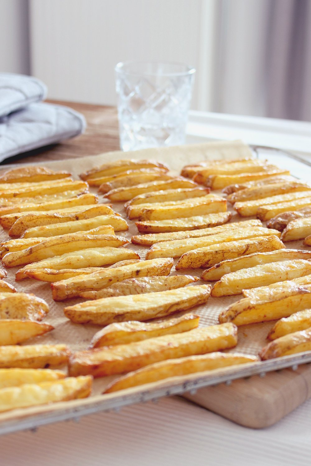 home madeoven friesin under 1h - « FOOD »