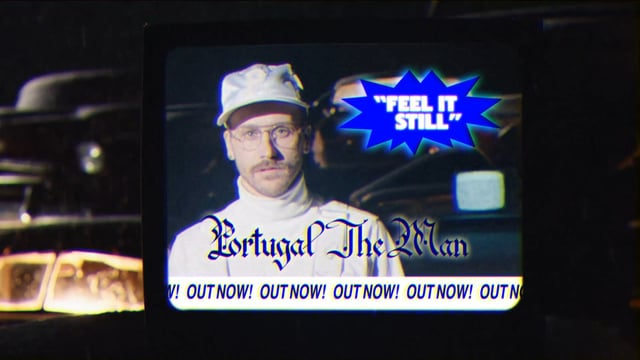 Portugal The Man Video Ads — Cat Owens