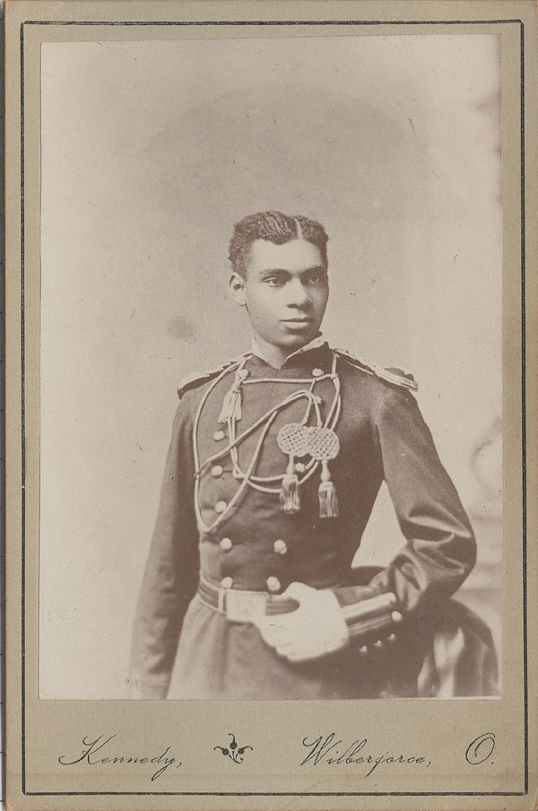Lt. Henry O. Flipper - Born into slavery in Thomasville, Georgia, on March 21, 1856, Henry Ossian Flipper was appointed to the U.S. Military Academy at West Point, New York, in 1873.  Courtesy of National Archives