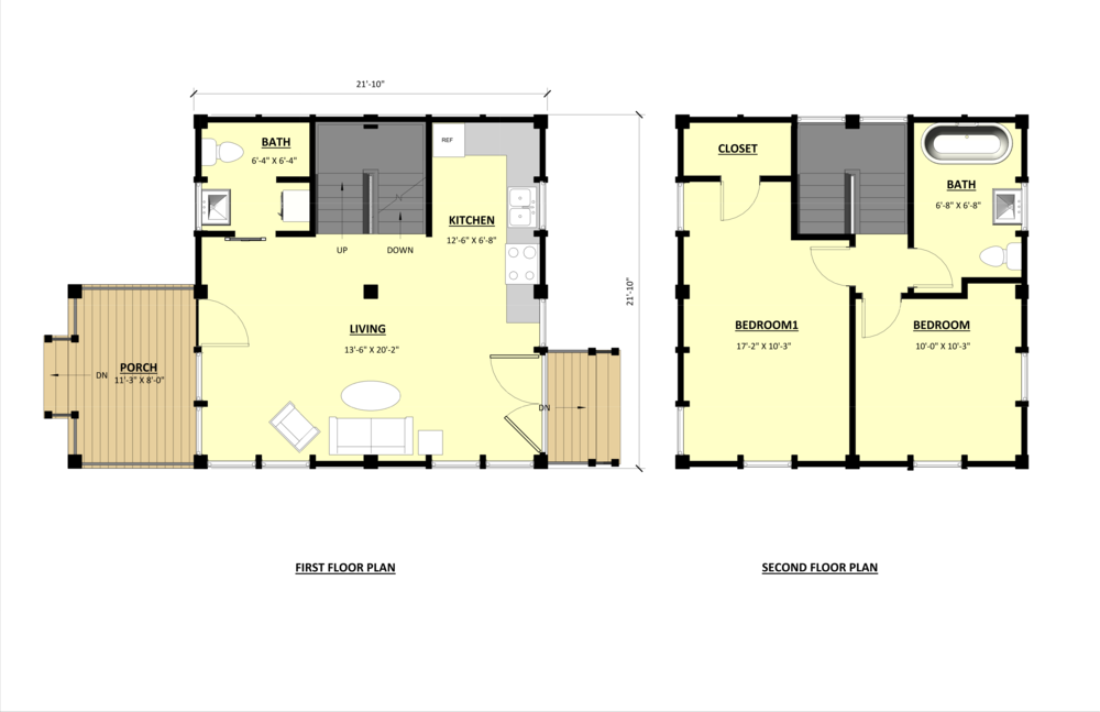 Tiny timber news updates for Cube house design layout plan
