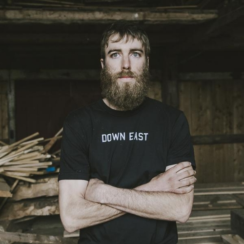 Men's Downeast Tee [$25] by way of Fox Island Printworks