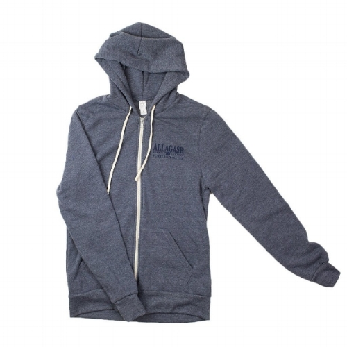 Zip Up Hoodie [$40] by way of Allagash Brewing