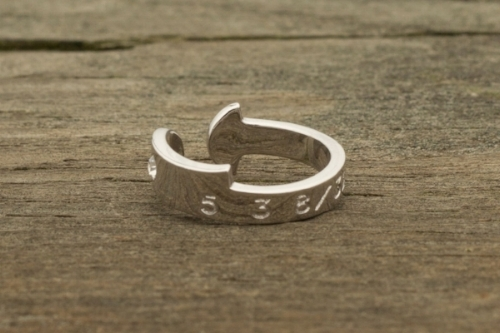 Perfect Catch Ring [$88] by way of Watts in Maine