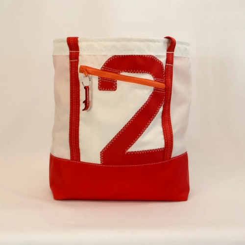 Beach Tote [$165] by way of Hoist Away Bags