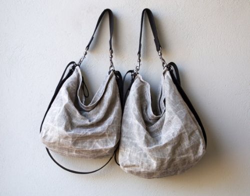 Wax Canvas Crossbody Bag [$198] by way of Rough and Tumble Bags