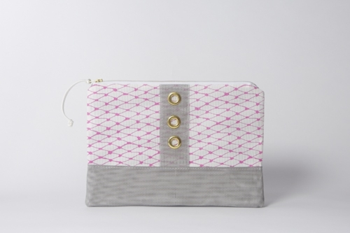 Bait Bag Clutch [$75] by way of Alaina Marie