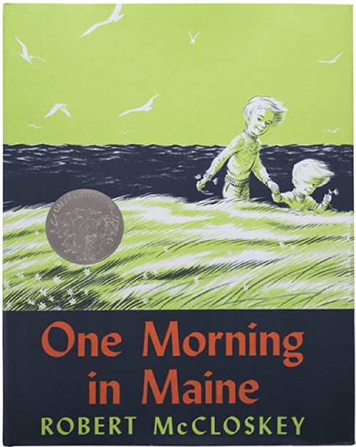 One Morning in Maine [$18] by way of Longfellow Books