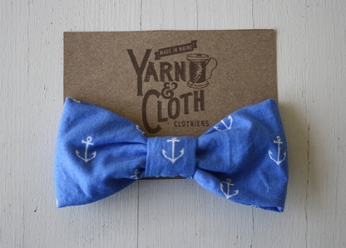 Toddler Bowties [$10] by way of Yarn & Cloth