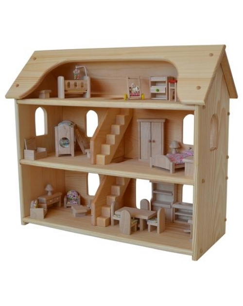 Seri's Dollhouse Set [$347] by way of Elves & Angels