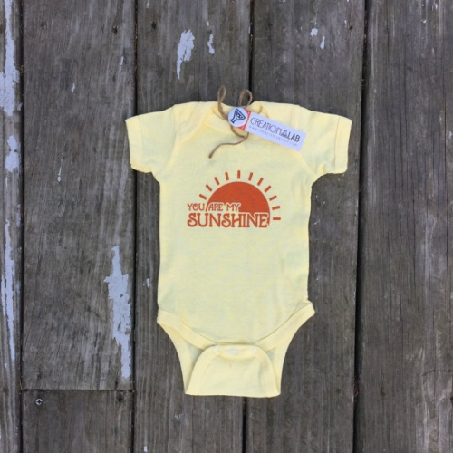 Onesie [$23] by way of Creation Lab