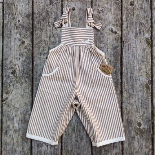 Organic Baby Overalls [$46] by way of BAOBA
